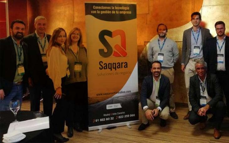Saqqara participa como Master Partner de Sage en la actualización de software de clientes